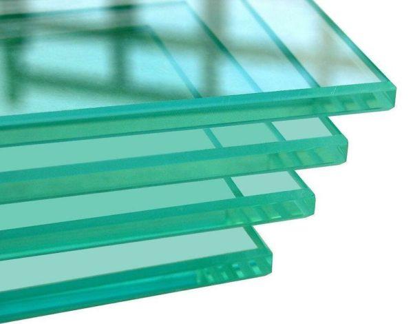 1 стекло закаленое 10 мм прозрачное от 4400 кв.м