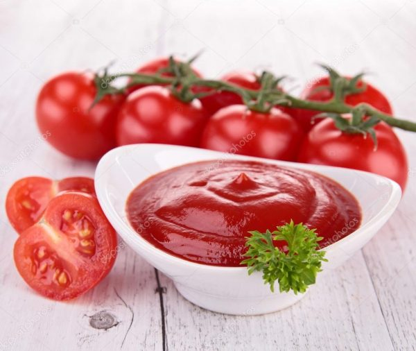 depositphotos 23506803 stock photo tomato sauce gaspacho ketchup