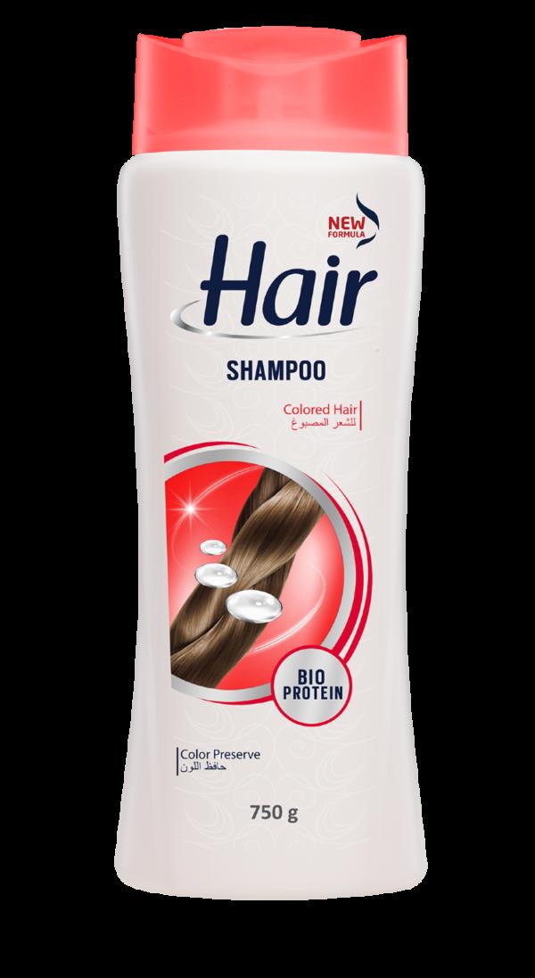 19 Шампунь для волос