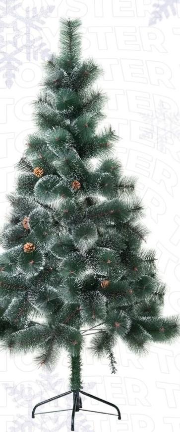 """Screenshot 3 1 Искусственная елка """"Зимняя сказка"""", 150 см"""