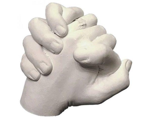 Screenshot 4 11 Набор 3D слепок рук на 2 руки