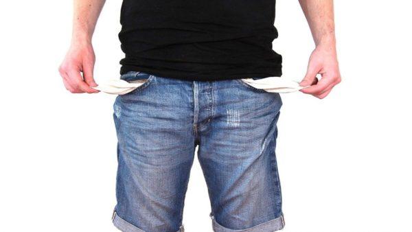 no money 2070384 1280 Рассрочка в погашении долга