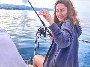 Рыбалка на катере